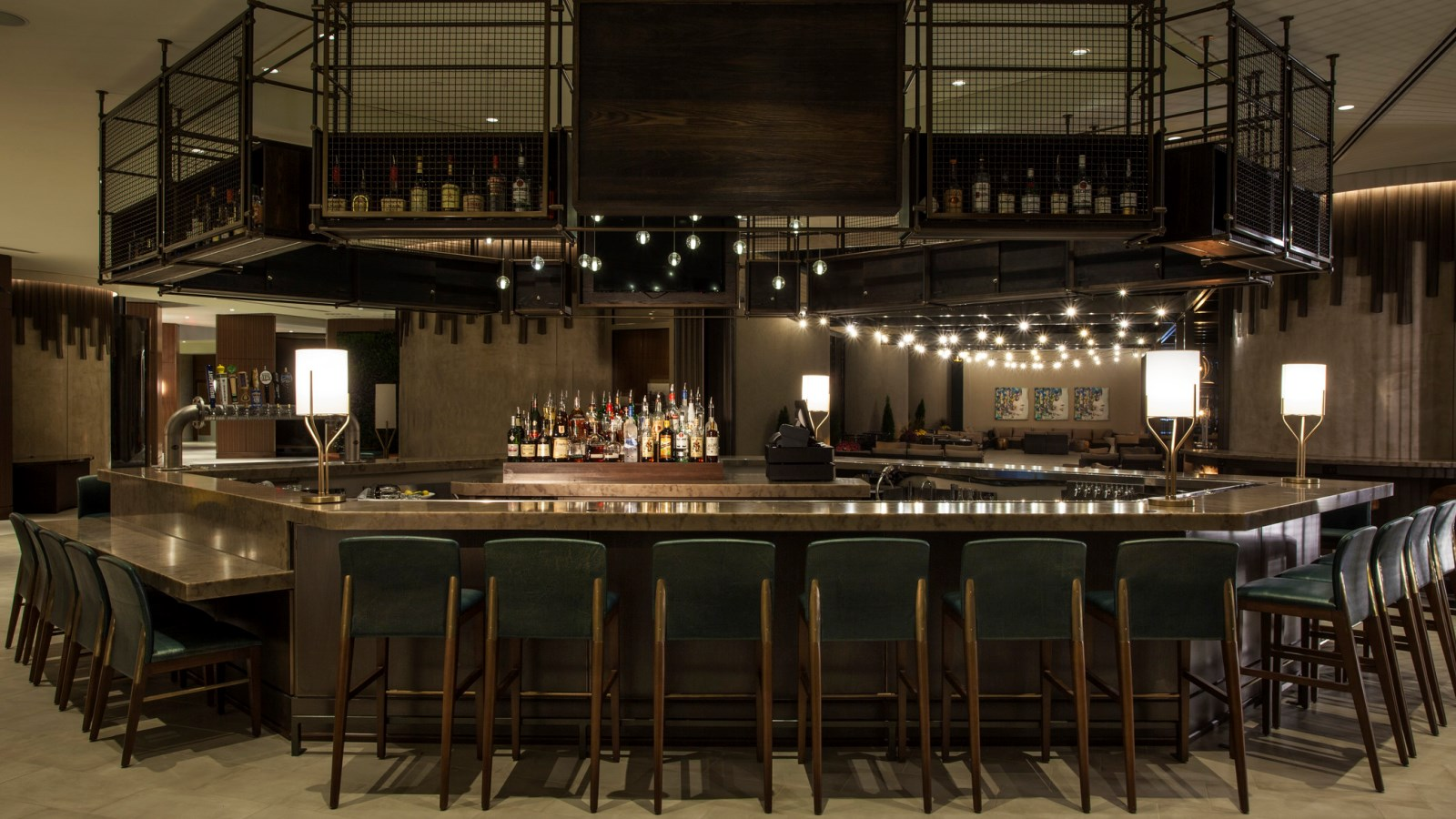 The Westin Chattanooga- Dorato Lobby Bar