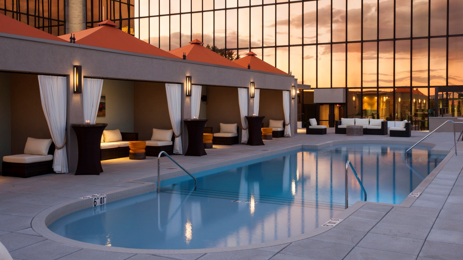 The Westin Chattanooga- Outdoor Pool
